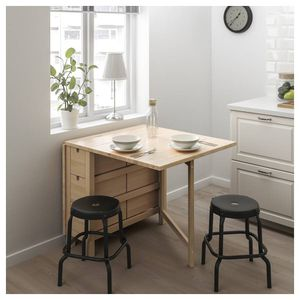 IKEA NORDEN leaf table & console for Sale in Santa Monica, CA