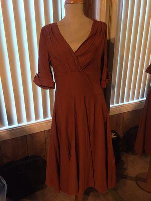 Unique Vintage copper dress for Sale in Norwalk, CA