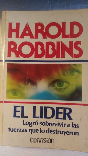"Book Spanish ""El Lider"" por Harold Robbins for Sale in Miami Lakes, FL"