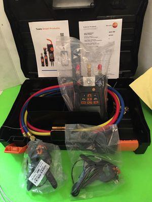 Testo Manifold Complete Kit Set P/N 550 Open Box. New Condition. $360 OBO. Boynton area. for Sale in Boynton Beach, FL