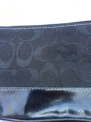 Coach small black purse for Sale in Baytown, TX
