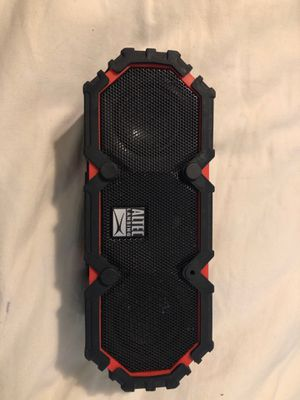 Alter Lansing Bluetooth speaker for Sale in Prairie Village, MO