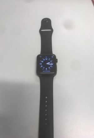 Apple Watch series 3 42mm Verizon cellular stainless w/ bands for Sale in Cleveland, OH