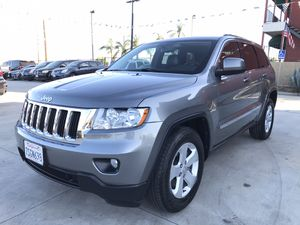 2012 Jeep Grand Cherokee for Sale in Perris, CA