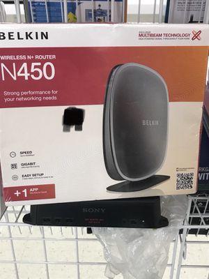Belkin Wireless Router for Sale in Houston, TX