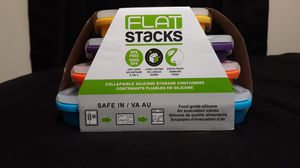 FLAT STACKS BPA FREE for Sale in Medford, OR