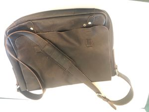 Red Envelope Messenger Bag Brown Leather for Sale in Yorba Linda, CA