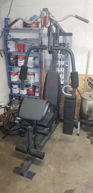 Marcy MWM-988 150 lb. Stack Home Gym for Sale in Mt. Juliet, TN