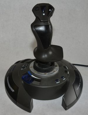 Thrustmaster Top Gun Fox 2 Pro for PS2 for Sale in Everett, WA