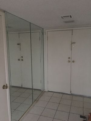 3 wall mirrors. 7ft 10 ins x 2 1/2ft for Sale in Las Vegas, NV