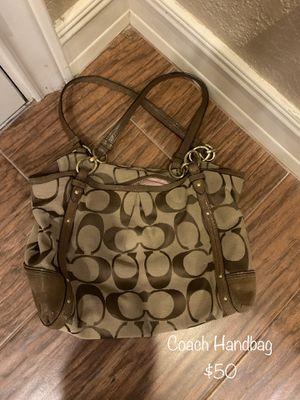Coach Handbag for Sale in Nederland, TX