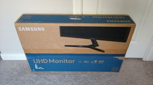 """Brand new Samsung 32"""" 4K UHD high end monitor for Sale in Lavon, TX"""
