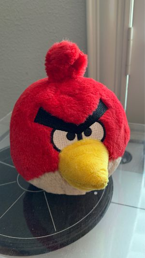 Angry Birds Plushie for Sale in Menifee, CA