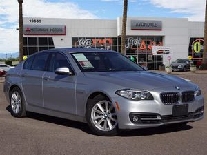 2015 BMW 5 Series for Sale in Avondale, AZ