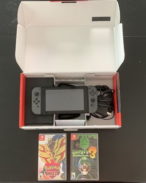 V2 Nintendo Switch Bundle for Sale in Charlotte, NC