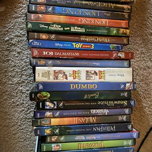 Disney DVDs for Sale in Wilmington, DE