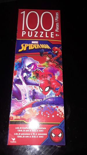 Spider-Man puzzle for Sale in Portland, OR