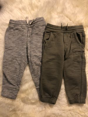 BabyGap joggers toddler size 2t for Sale in Bakersfield, CA