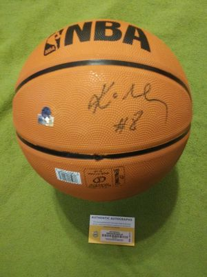 Kobe Bryant autographed Spalding basketball for Sale in Keysville, VA