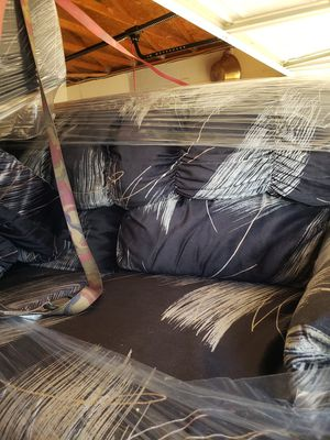 Sofa sectional for sale 100.00 for Sale in San Jacinto, CA