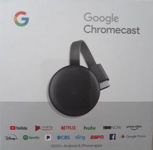 GOOGLE Chrome Cast for Sale in Costa Mesa, CA
