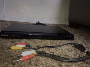 Sony- DVD Player for Sale in Fresno, CA