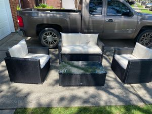 Outdoor furniture/Patio Set (Brand NEW) for Sale in Baytown, TX