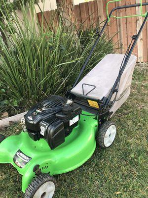 Lawn Boy lawn mower self propelled for Sale in Sacramento, CA