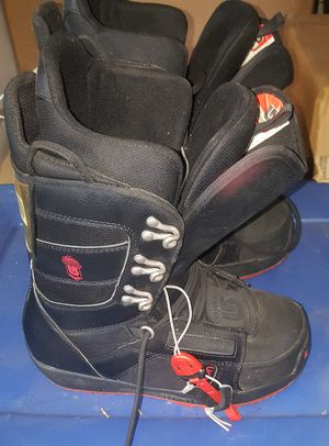 Burton snow boots size 7 women for Sale in Placentia, CA
