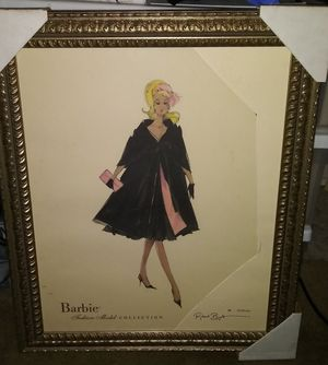 Barbie Fasion Model Collection by Robert Best print #199 /5000 for Sale in Mountain View, CA