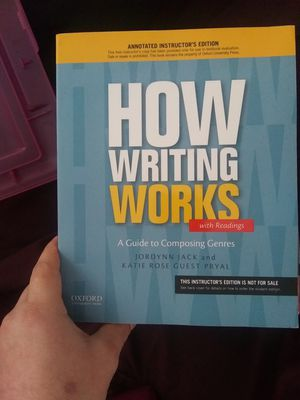 How writing works for Sale in Hampden, ME
