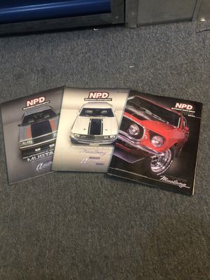 Older Mustang Parts Magazines - Misc Mags for Sale in Worcester, MA