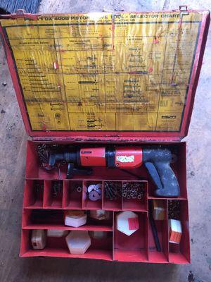 Hilti nail gun for Sale in Atlanta, GA
