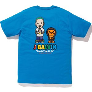 BAPE X J BALVIN COLLAB T-SHIRT // Size M for Sale in Los Angeles, CA