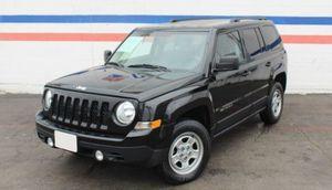2015 Jeep Patriot Sport 4WD PAGO INICIAL for Sale in Dallas, TX
