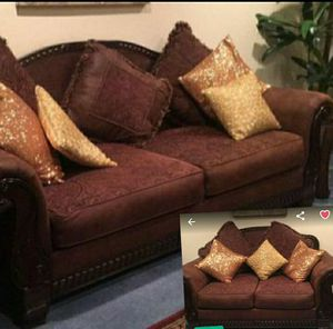 💜 Beautiful Sofa and Loveseat for Sale in Denver, CO