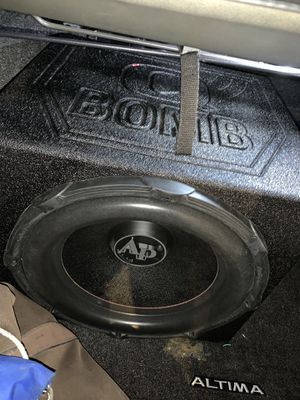 Audio Pipe 15 inch sub woofer for Sale in The Bronx, NY