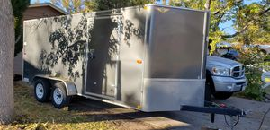 2013 H&H 18' Cargo Trailer for Sale in Littleton, CO