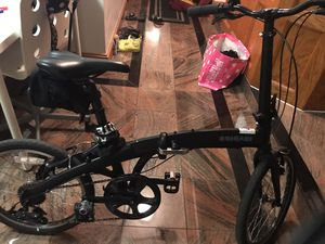 Fuji Origami Folding Urban Bike (New) for Sale in Brooklyn, NY