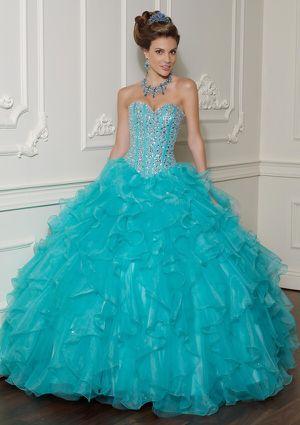 Mori Lee Designer Quinceanera Dress for Sale in Hanover Park, IL