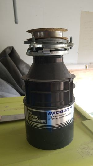 Garbage disposal for Sale in Lacey, WA