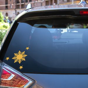 Decals Car Sticker Vinyl. | Like A boss | Nametag | Flag | Campers for Sale in National City, CA