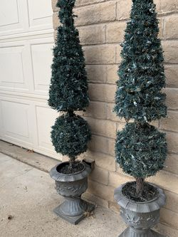 Cone And Ball Topiary for Sale in Spring Valley,  CA