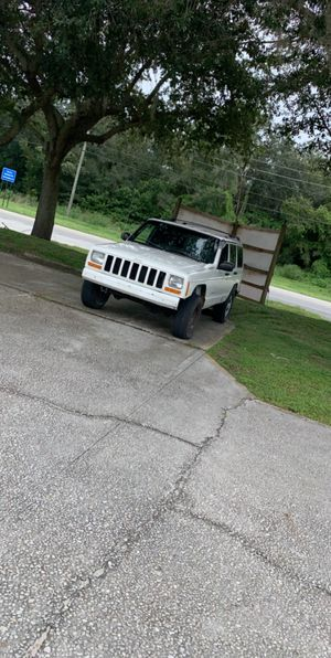 1999 Jeep cherokee xj for Sale in Zephyrhills, FL