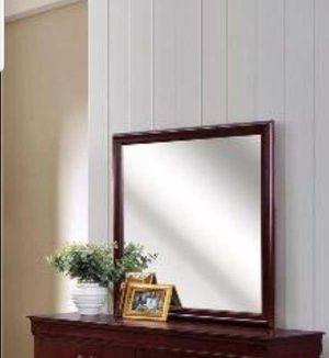 BRAND NEW MIRROR 1 AVAILABLE ADD NEW FURNITURE AND MATTRESS AVAILABLE K O for Sale in Pomona, CA