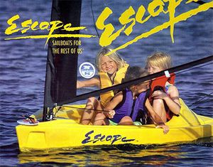 Sailboat: Escape Cha Cha dinghy for Sale in Loveland, CO
