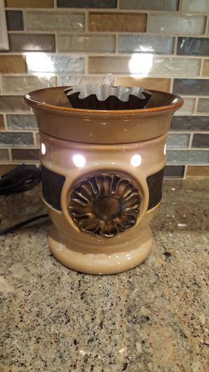 "Authentic Scentsy 6"" high Ceramic Electric Warmer for Sale in Oldsmar, FL"