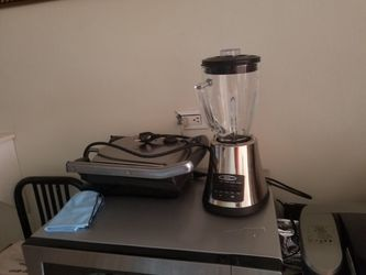 Blender and Panini grill for Sale in Staten Island,  NY