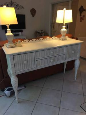 BUFFET / CONSOLE FURNITURE for Sale in Miami, FL
