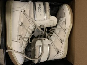 Saint Laurent winter boots for Sale in Boston, MA